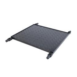 Ponton Plateforme Noir Aluminium D36 - RIVE