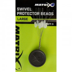 Protection Emerillon Swivel Protector Beads - Matrix