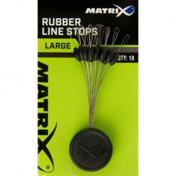 Stop Float Rubber Line - Matrix