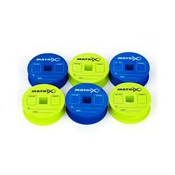 Bobine EVA Rig Discs x6 Feeder - Matrix