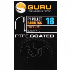 Hameçons F1 Pellet x10 - GURU