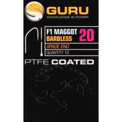 Hameçons F1 Maggot x10 - GURU