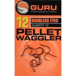 Hameçons Pellet Waggler x10 - GURU