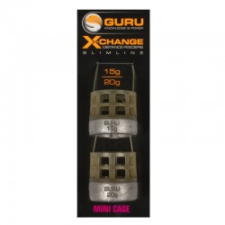 Cage Feeder Slimline X-Change Distance Feeder - GURU