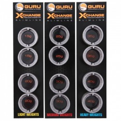 Plombs Slimline X-Change Distance Feeder - GURU