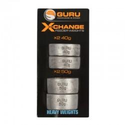 Plombs X-Change Distance Feeder Spare Pack - GURU