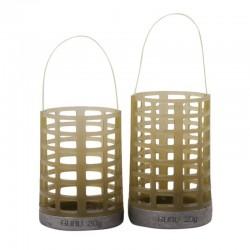 Cage Amorcage X-Change Bait Up Feeder Medium 20g + Large 30g - GURU