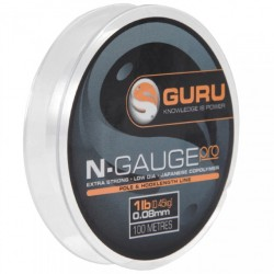 Nylon N-Gauge Pro 100m - GURU