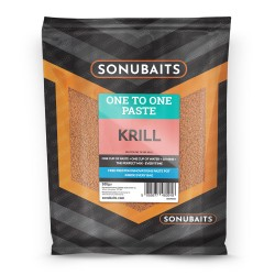 Pate One To One Krill 500g - Sonubaits