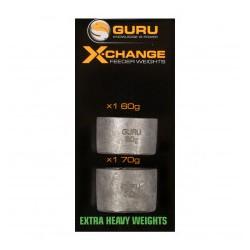 Plomb Cage Feeder X-Change Distance Feeder Heavy Spare - GURU