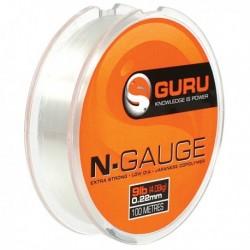 Nylon N-Gauge 100m - GURU