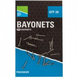 Bayonets x20 - Preston Innovations