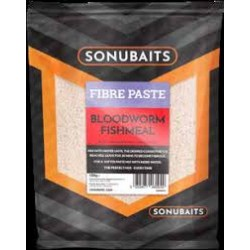 Fibre Paste Bloodworm 500g - Sonubaits