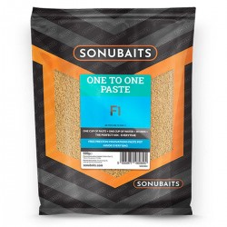 Pate One to One F1 500g - Sonubaits