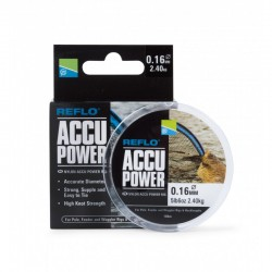 Nylon Accu Power 100m - Preston Innovations