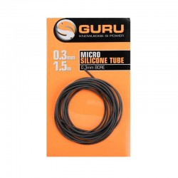 Gaine Silicone Tube 0,3mm - GURU