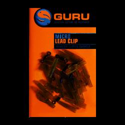 Micro Lead Clip x10 - GURU