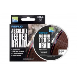 Tresse 150m Absolute Feeder Braid - Preston Innovations