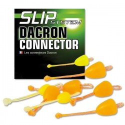 Slip Dacron Connector x3 - Preston Innovations