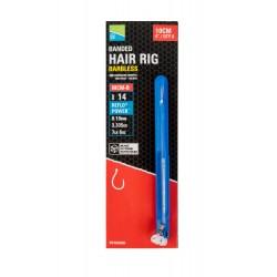 Hameçons Montés 10cm MCM-B Mag Store Banded Hair x8 - Preston Innovations