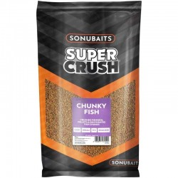 2kg Super Crush Chunky Fish - Sonubaits