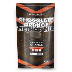 2kg Chocolate Orange Method Mix - Sonubaits
