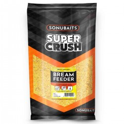 2kg Super Crush Bream Feeder - Sonubaits