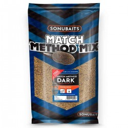2kg Match Method Mix Dark Original - Sonubaits