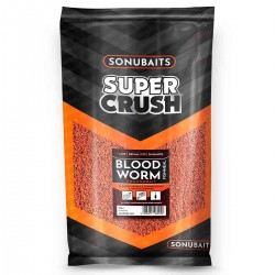 2kg Super Crush Bloodworm Fishmeal - Sonubaits