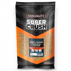 2kg Super Crush Exploding Fishmeal Feeder - Sonubaits