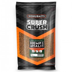 2kg Super Crush Hemp & Hali Crush - Sonubaits