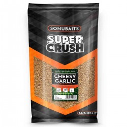 2kg Super Crush Cheesy Garlic - Sonubaits