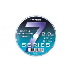 Nylon Series 7 Carp & Silvers Mono 100m - Drennan