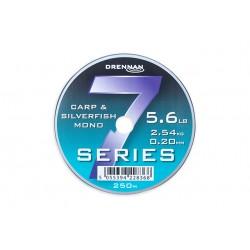 Nylon Series 7 Carp & Silvers Mono 250m - Drennan