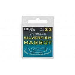 Hameçon Silverfish Maggot x10 - Drennan