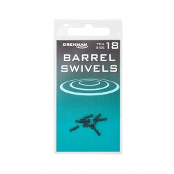 Emerillons Baril Swivel x10 - Drennan
