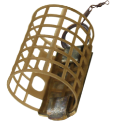 Cage Feeder Plastic Cage Nisa