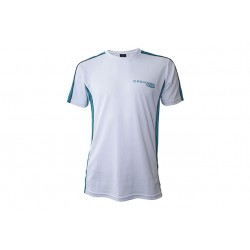 T-Shirt Performance Blanc - Drennan