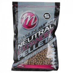 Match Pellets Neutral Expanders 300gr - Mainline