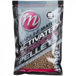 Match Activated Expander Pellets 300gr - Mainline