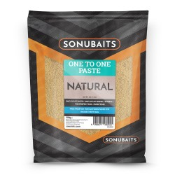 Pate One to One Natural 500gr - Sonubaits