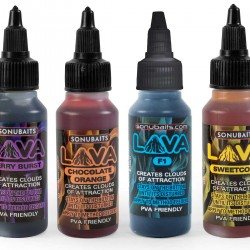 Additif Liquide Lava 50ml - Sonubaits