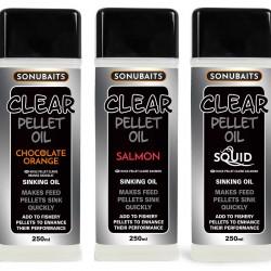 Additif Liquide Clear Pellet Oil 250ml - Sonubaits