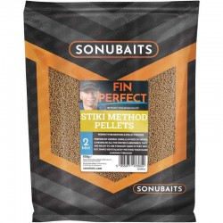 Pellets 2mm Fin Perfect Stiki Method 650gr - Sonubaits