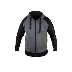 Veste Grey Zip Hoodie - Preston Innovations