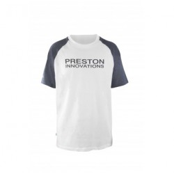 T-Shirt Blanc - Preston Innovations