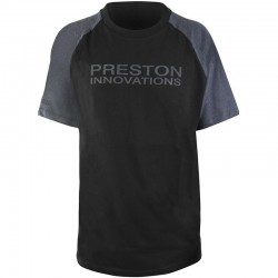 T-Shirt Noir - Preston Innovations