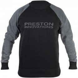 Sweatshirt Noir - Preston Innovations
