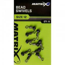 Perle Emerillon Bead Swivels x10 - Matrix