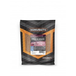 Stiki Method Pellets Krill & Squid 2mm 650g - Sonubaits